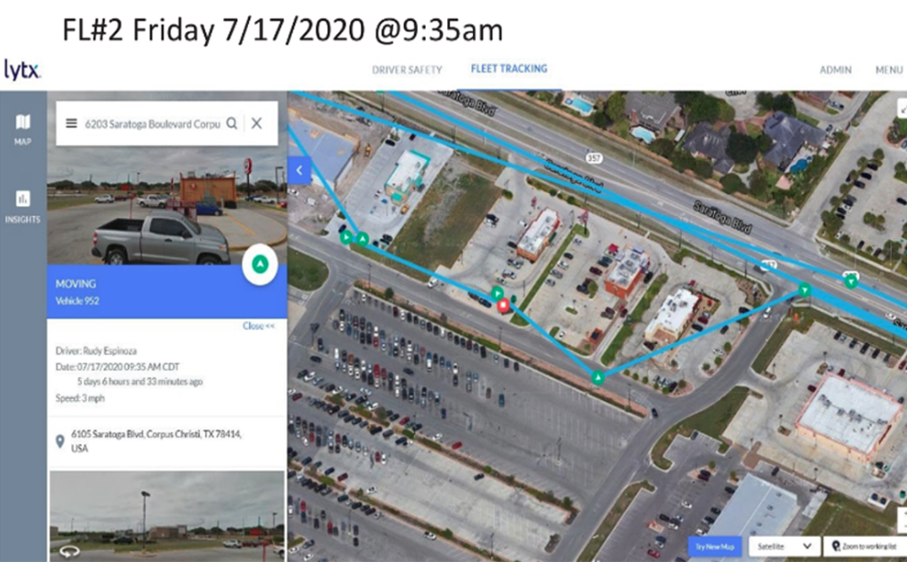 GPS tracking software for municipal waste services