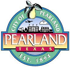 City of Pearland crest for the Bill Killian interview